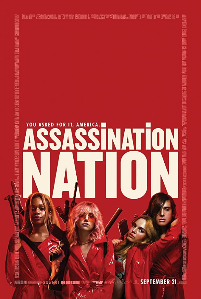 Assassination Nation (2018) Streaming vf