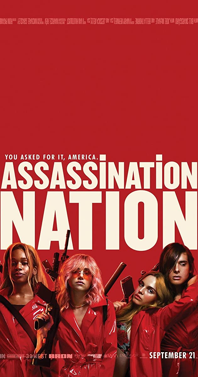 Subtitle of Assassination Nation