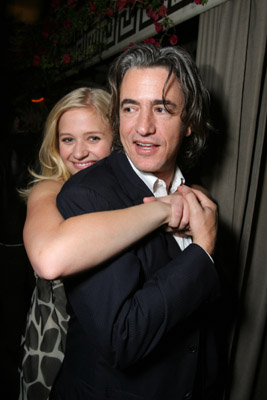 Dermot Mulroney and Carly Schroeder at an event for Gracie (2007)