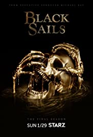 Black Sails (TV Series) Season 1,2,3,4 Complete