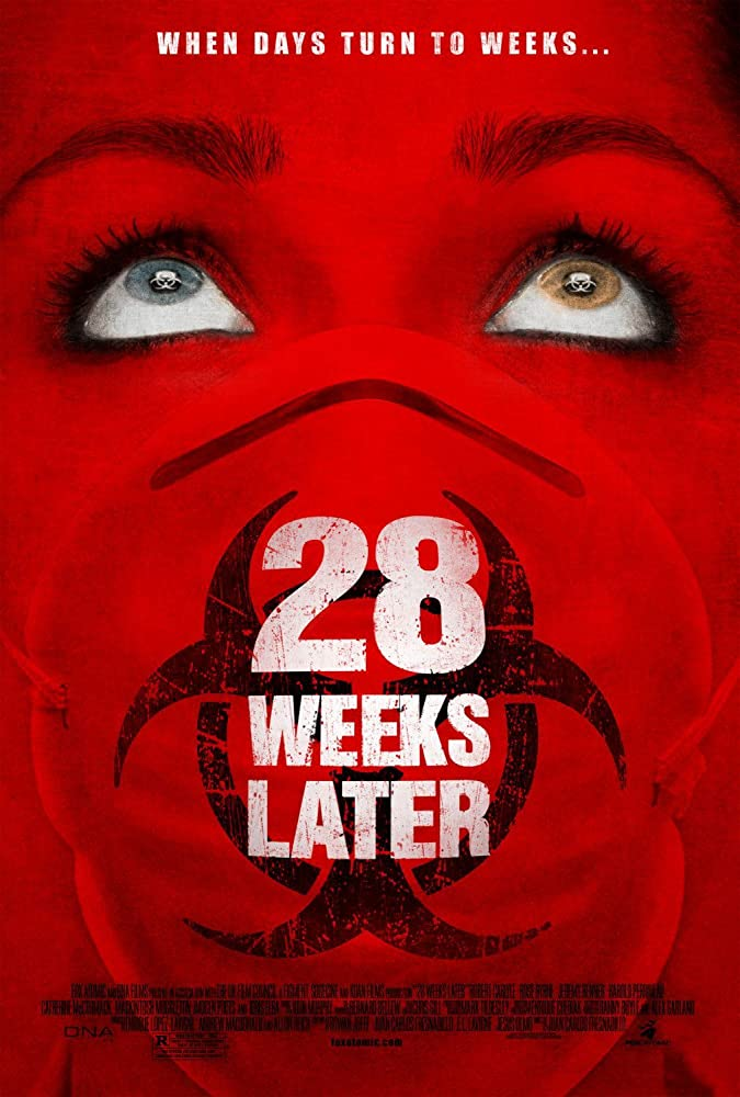 28 savaitės po (2007) online