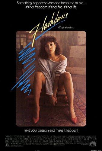 Jennifer Beals in Flashdance (1983)