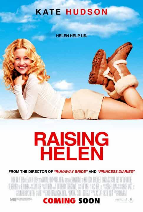 Raising Helen (2004) 720p WEBRip x264 Eng Subs [Dual Audio] [Hindi – English] – 1.08 GB