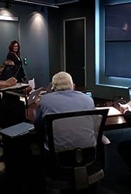Mary McDonnell, G.W. Bailey, Michael Paul Chan, Raymond Cruz, Tony Denison, Phillip P. Keene, Graham Patrick Martin, and Kearran Giovanni in Major Crimes (2012)