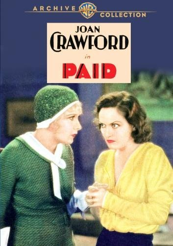 Joan Crawford and Marie Prevost in Paid (1930)