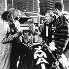 John Candy, Doug E. Doug, Leon, Rawle D. Lewis, and Malik Yoba in Cool Runnings (1993)