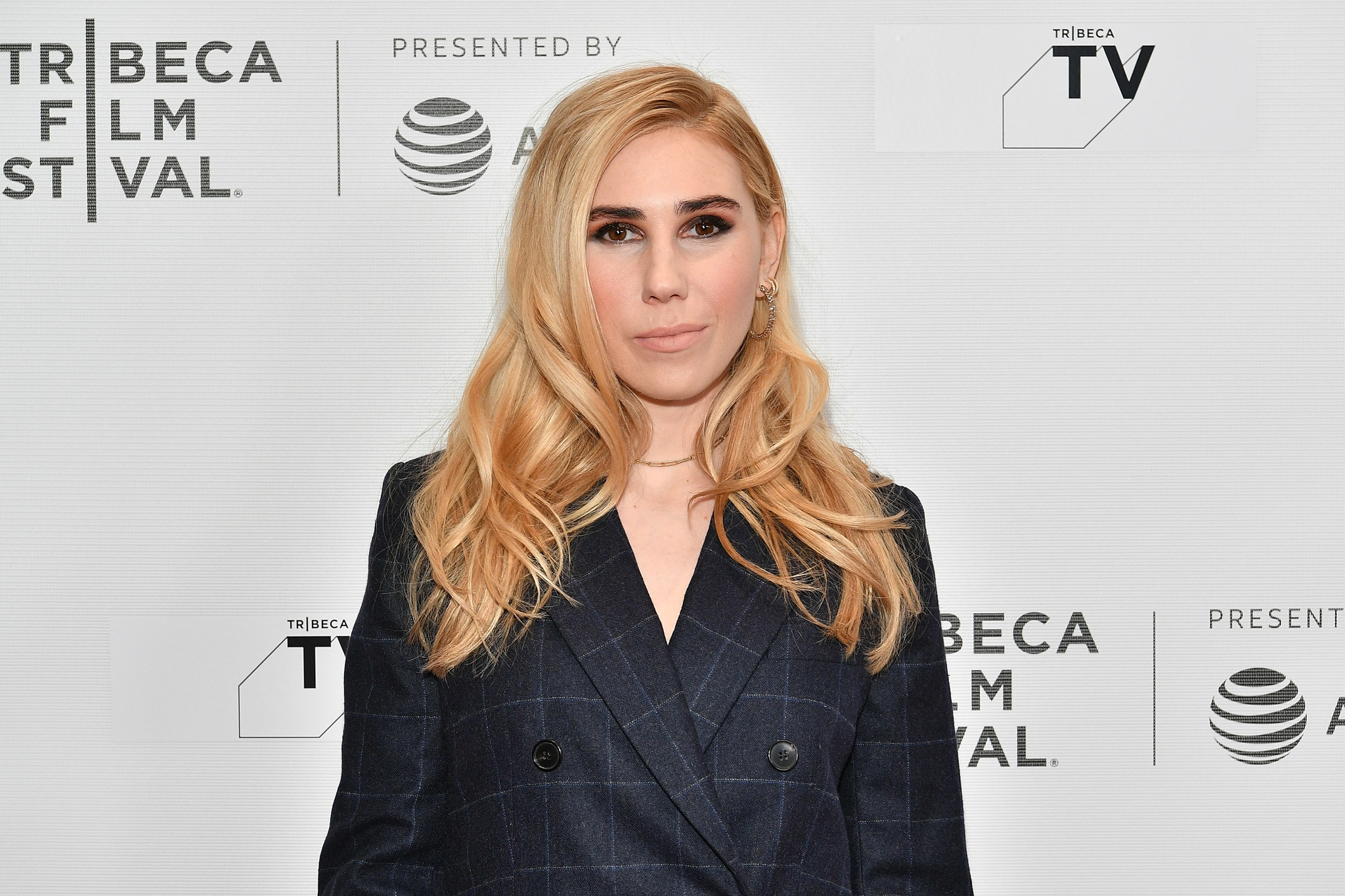 Zosia Mamet at an event for Fabled (2018)