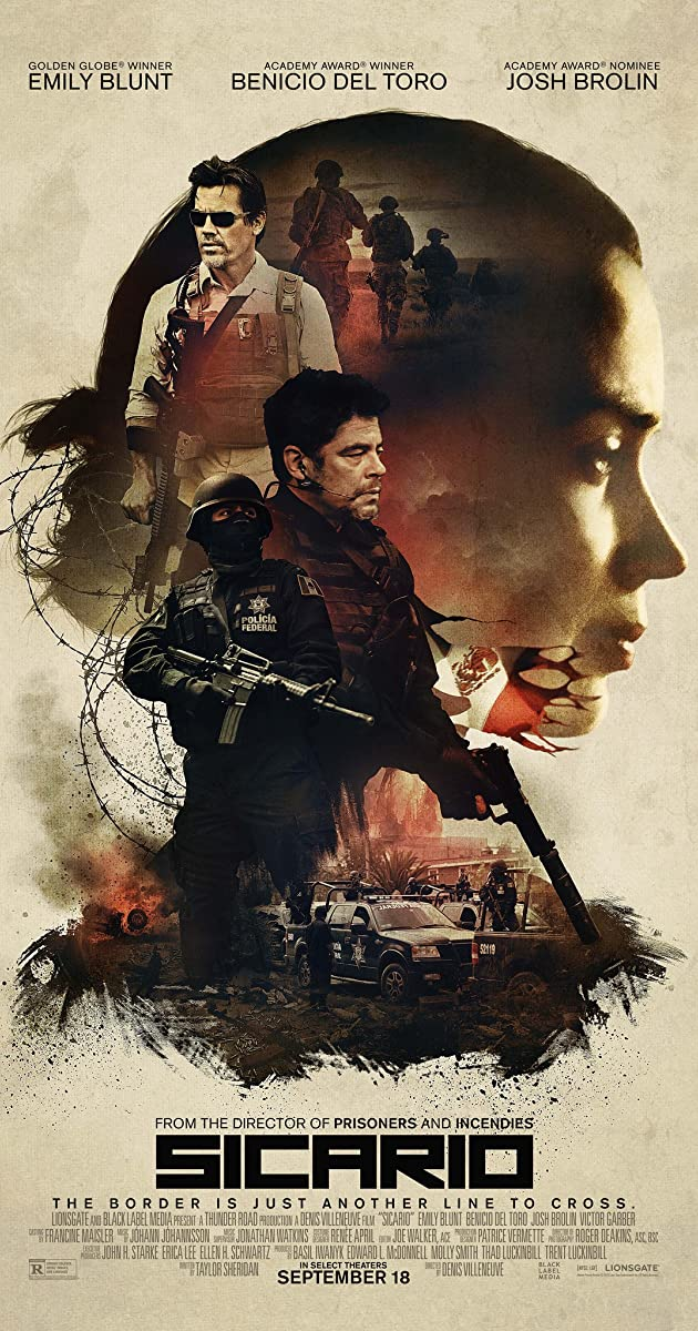 Free Download Sicario Full Movie