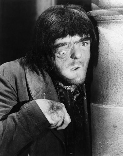 Victor Maddern in Blood of the Vampire (1958)