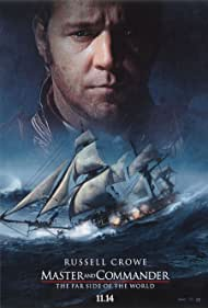 Master and Commander: The Far Side of the World (2003) Poster - Movie Forum, Cast, Reviews