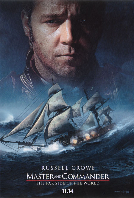 Master and Commander: The Far Side of the World (2003) BluRay 480p, 720p & 1080p