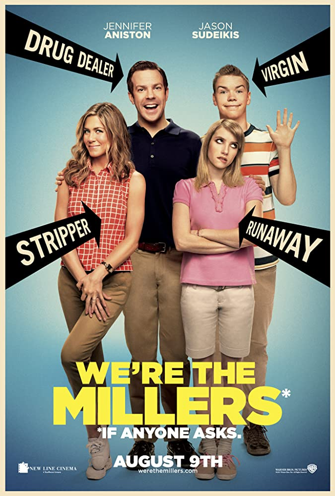 Poster film We're the Millers (2013)