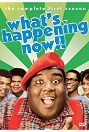 What's Happening Now! Poster - TV Show Forum, Cast, Reviews