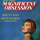 Rock Hudson and Jane Wyman in Magnificent Obsession (1954)