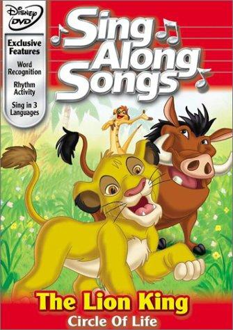 Disney Sing-Along-Songs: Circle of Life (1994)