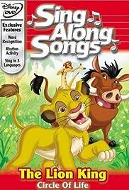 Disney Sing-Along-Songs: Circle of Life Poster