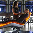Maggie Q and Shailene Woodley in Divergent (2014)