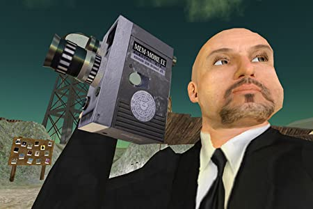 Molotov Alva and His Search for the Creator: A Second Life Odyssey by