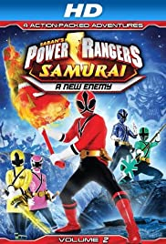 Power Rangers Samurai: A New Enemy (vol. 2) Poster