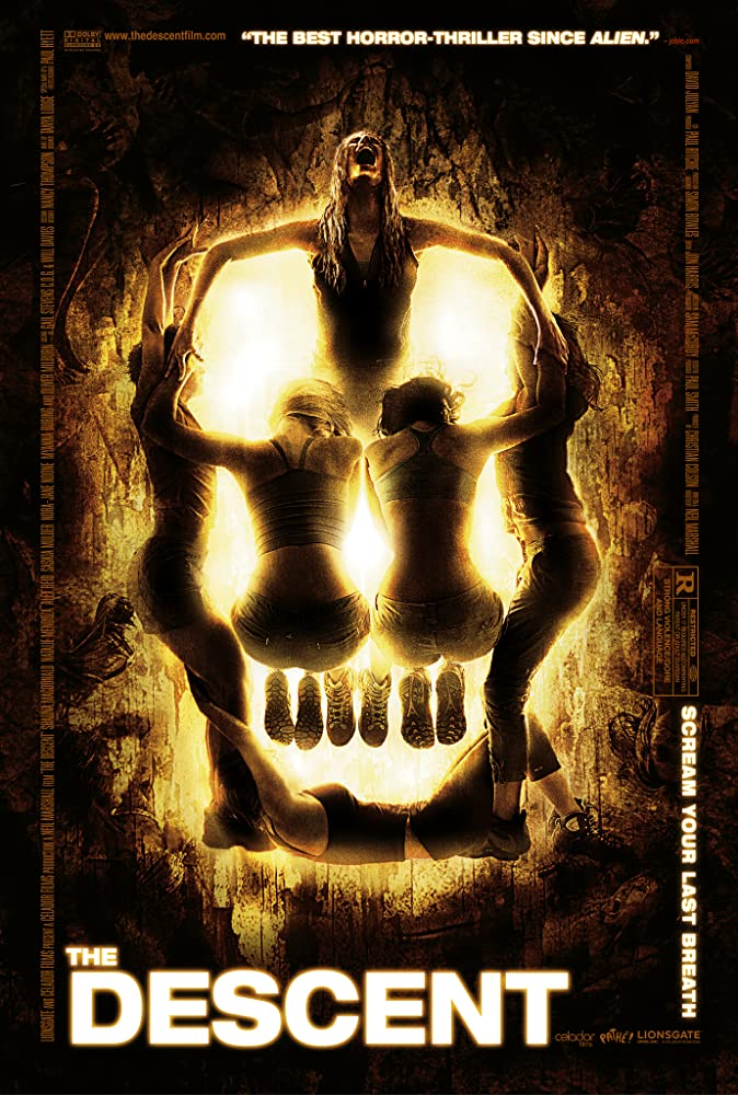 Abismo do Medo (2005) DVD-R Oficial Uptobox Download