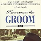 Bing Crosby and Jane Wyman in Here Comes the Groom (1951)