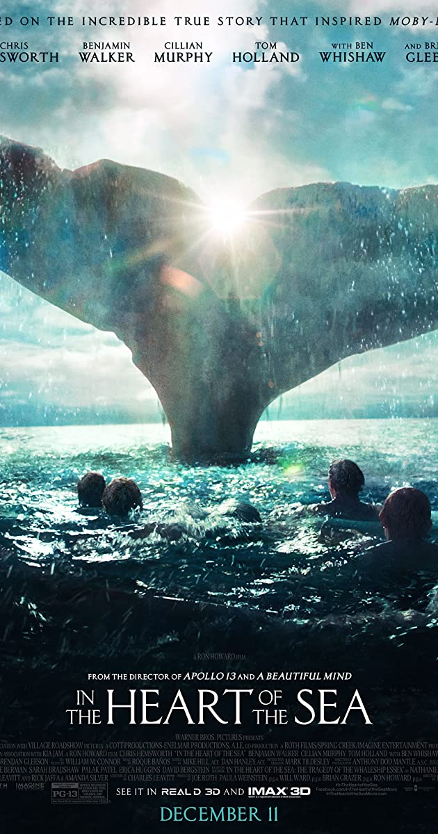 Biển Sâu Dậy Sóng - In the Heart of the Sea (2015)