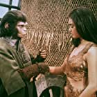 """Planet Of The Apes"" Kim Hunter, Linda Harrison"