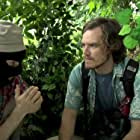 Jon Glaser and Michael Shannon in Delocated (2009)
