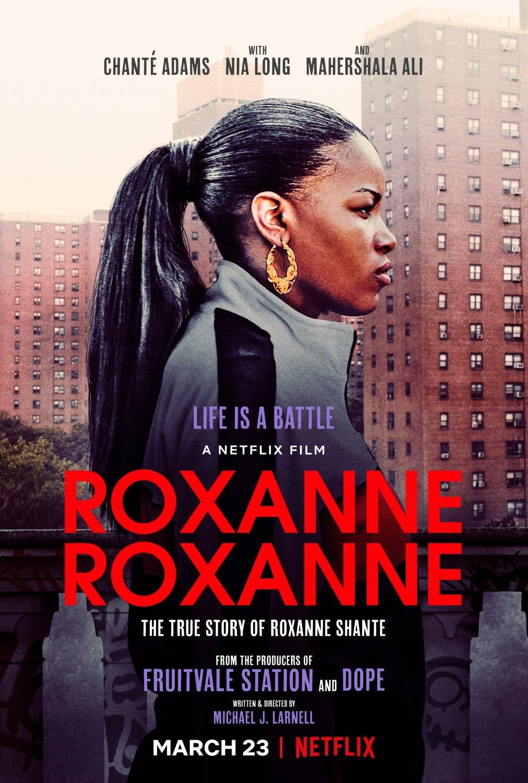 Chanté Adams in Roxanne Roxanne (2017)
