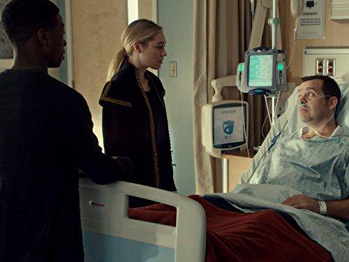 Paul Braunstein, Krystin Pellerin, Lamar Johnson, and Olivia Scriven in Saving Hope (2012)
