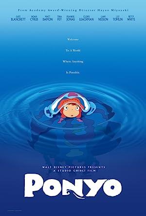 Download Ponyo Movie (2008) Dual Audio [Hindi DD5.1 + English] 720p [1GB] || 1080p [2.4GB]