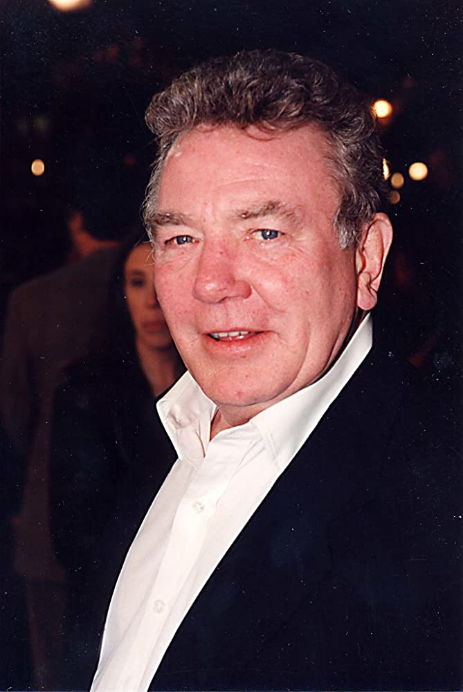 Albert Finney at an event for Erin Brockovich (2000)