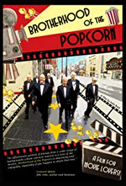 Brotherhood of the Popcorn Poster