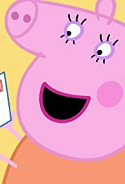 Peppa Pig Zoe Zebra The Postman S Daughter Tv Episode 2007 Imdb
