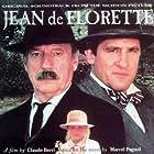Gérard Depardieu, Ernestine Mazurowna, and Yves Montand in Jean de Florette (1986)
