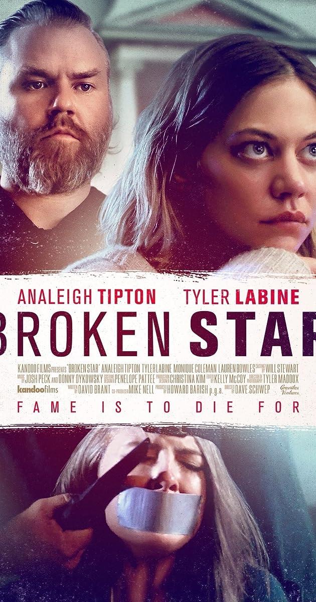 SUDUŽUSI ŽVAIGŽDĖ (2018) / Broken Star