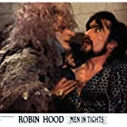 Tracey Ullman and Roger Rees in Robin Hood: Men in Tights (1993)