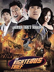 Latest english movie torrents free download The Righteous Thief by Deok-Soo Kim [1280x544]
