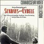 Patricia Gozzi and Hardy Krüger in Les dimanches de Ville d'Avray (1962)