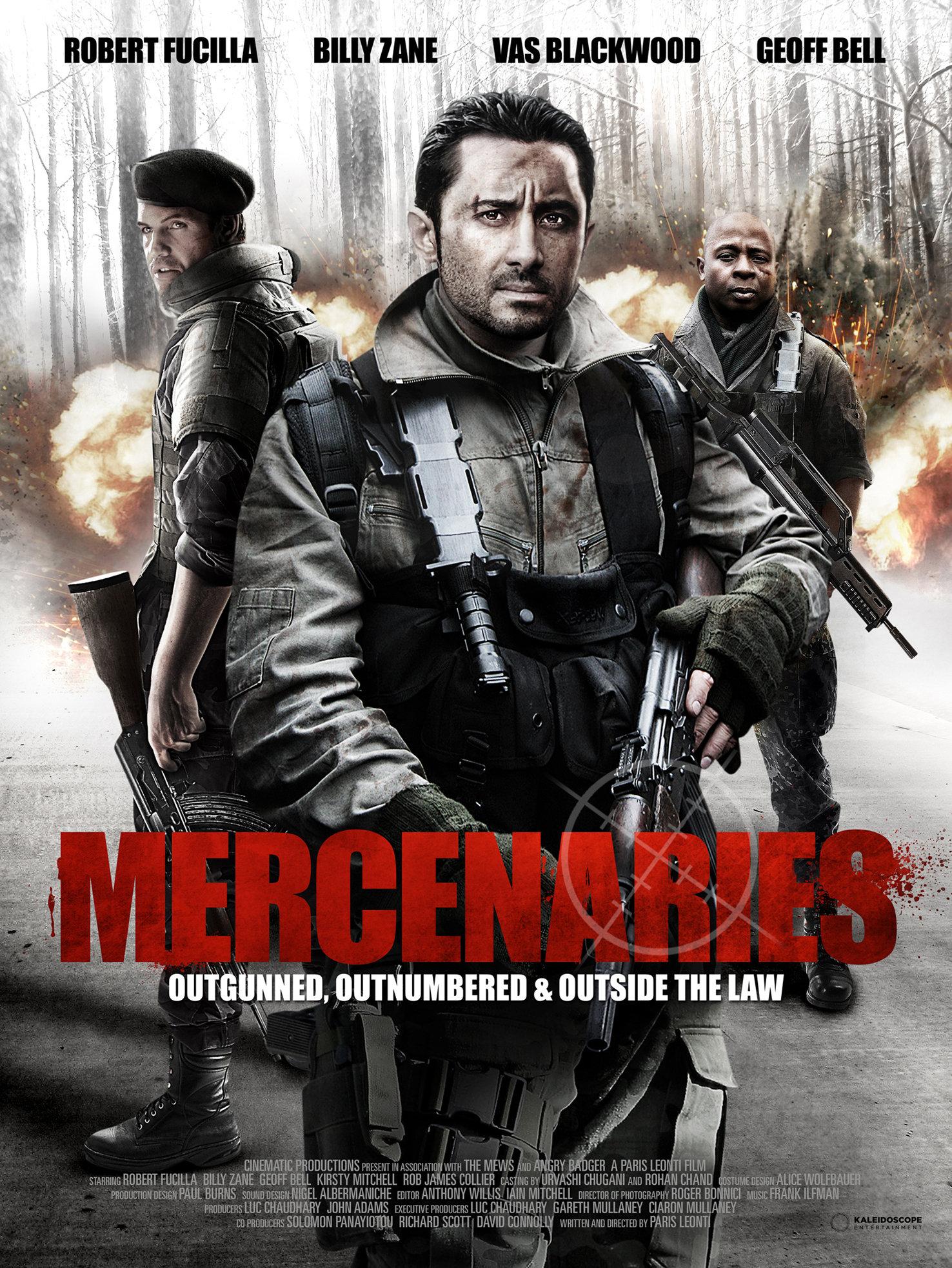 mercenaries full movie