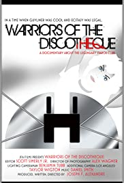 Warriors of the Discotheque: The Feature length Starck Club Documentary Poster