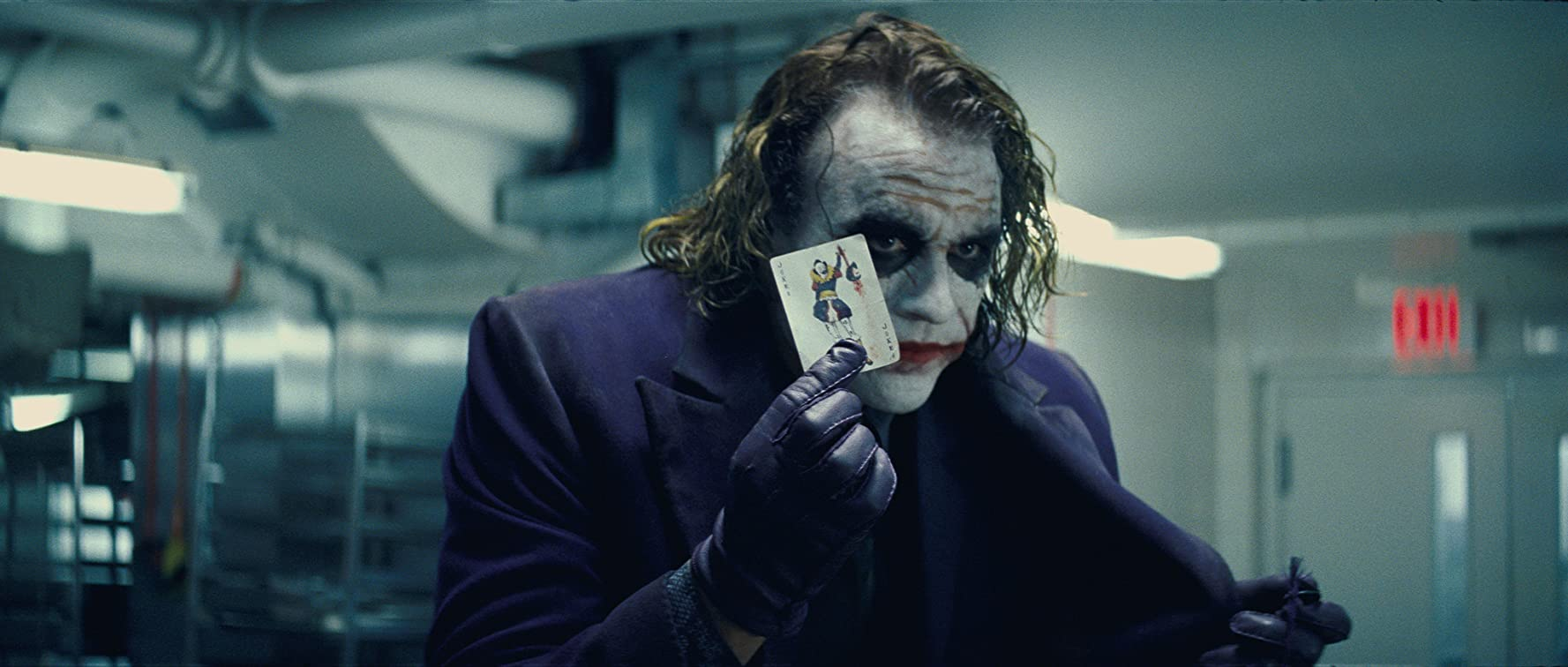 "Frame a Frame | Joker em ""The Dark Knight"""