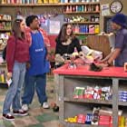 Kel Mitchell, Kenan Thompson, Maura McDade, and Jessica Ranalli in Kenan & Kel (1996)