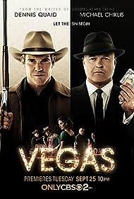 Dennis Quaid and Michael Chiklis in Vegas (2012)