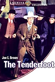 The Tenderfoot(1932) Poster - Movie Forum, Cast, Reviews