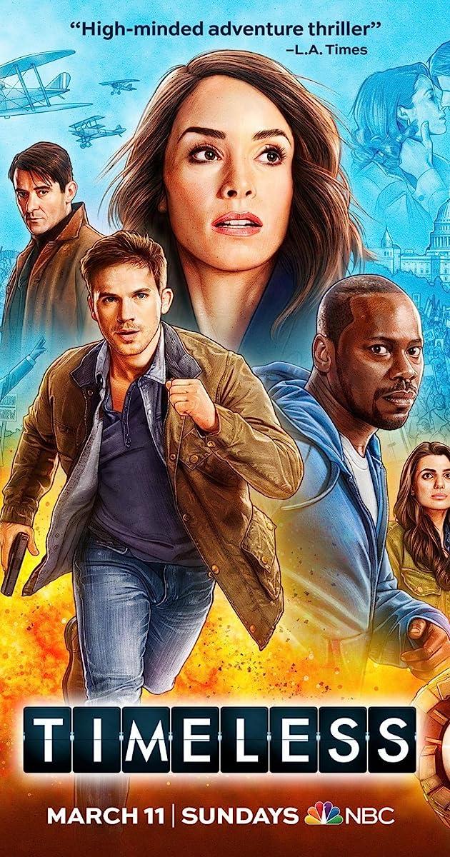 Timeless - Season 2 - IMDb