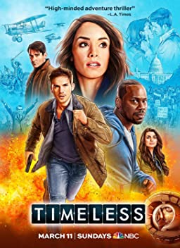 Timeless (TV Series 2016–2018)