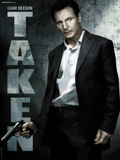Taken (2008) Hollywood Movie