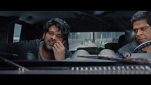 Saaho Trailer 2019