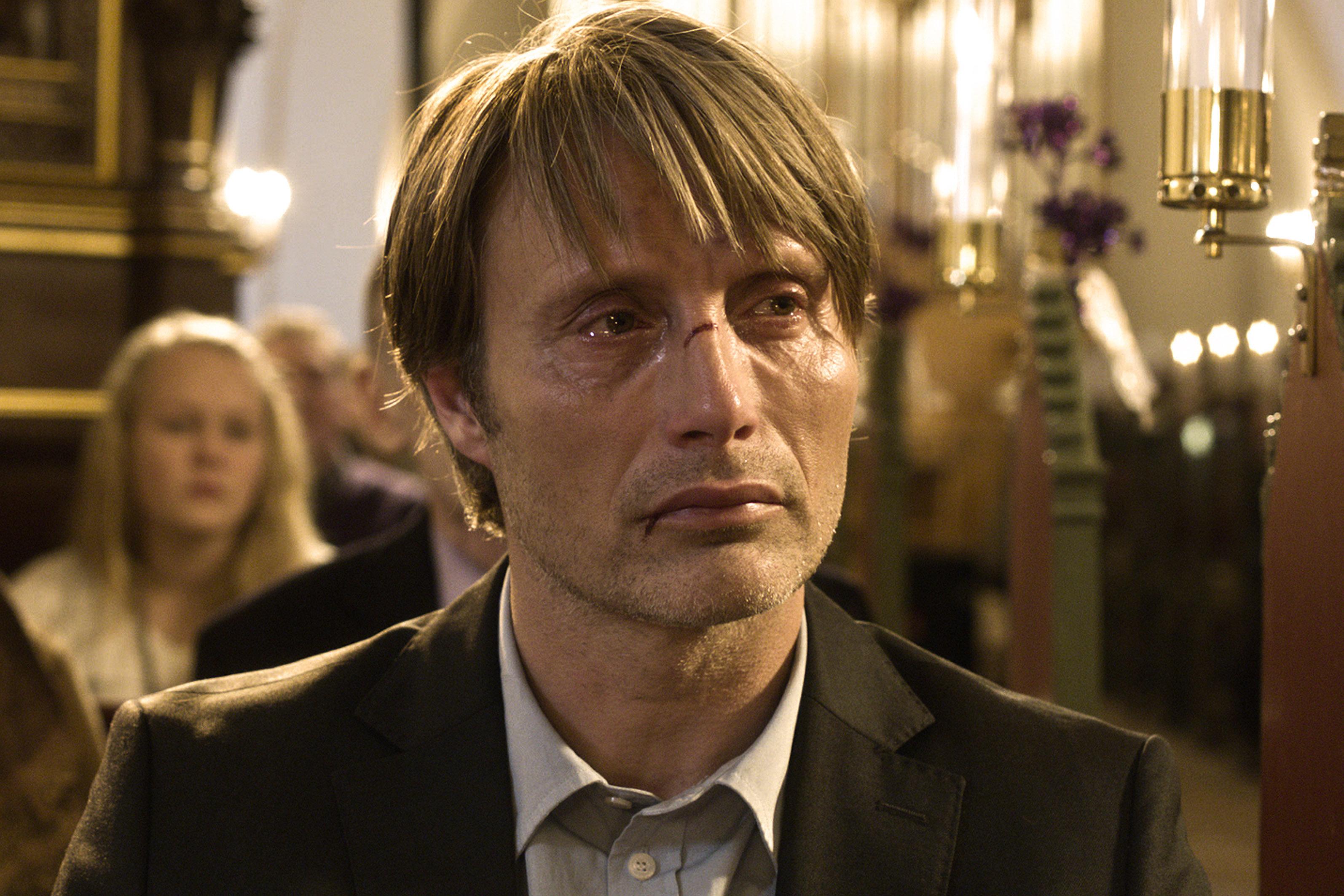 Mads Mikkelsen in Jagten (2012)